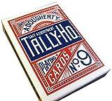 MMS Tally-Ho Gaff Deck by CardGaffs Tric...