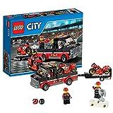 LEGO City - Transporte de la moto de carreras (60084)