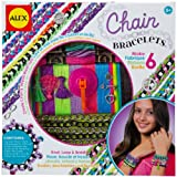 Best ALEX Toys Bracelets - ALEX Toys Do-It-Yourself Wear Chain Bracelets Jewellery Kit Review