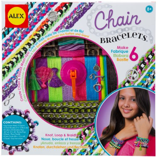 ALEX Juguetes Do-It Yourself-desgaste de la cadena Kit Pulseras Joyería