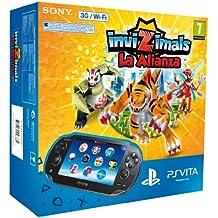 PlayStation Vita - Consola 3G + Invizimals: La Alianza