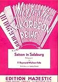 Saison in Salzburg : für Akkordeon