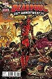 Deadpool #7 ((Marvel Comics)) 1st Printing ((February 2016)) Regular Tony Moore Cover