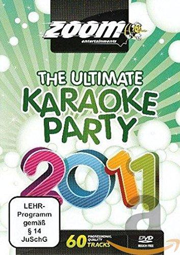 Zoom Karaoke DVD - The Ultimate Karaoke Party 2011 - 60 Songs Preisvergleich