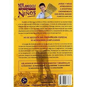 101 Juegos De Dramatización Para Niños (Mundo infantil)