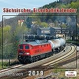 Sächsischer Eisenbahnkalender 2019