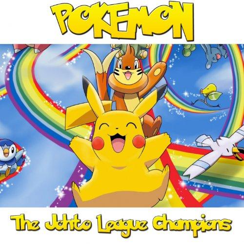 Pokemon: The Jotho League Champions