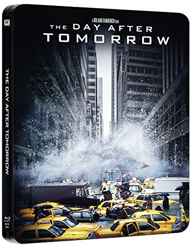 The Day After Tomorrow - Steelbook ( Blu Ray)