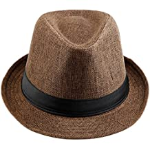 KYEYGWO - Sombrero de Vestir - para Hombre 408d0fe0438