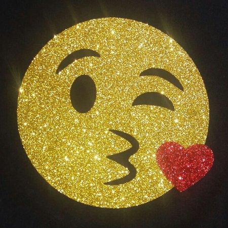 grosse Auswahl Shirt Damen Emoji Glitzeraufdruck Sprüche Smiley Emoticon T-Shirt Karneval Fasching Kostüm 16 Verzweifelt