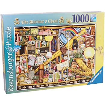 Ravensburger The Mariner's Chest Puzzle (1000 Pieces)