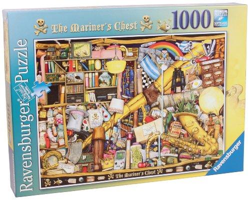 Ravensburger der Brust des Mariner Puzzle (1000Stück)