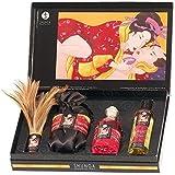 Shunga Kit Tenderness Gift, Color Negro - 537 gr