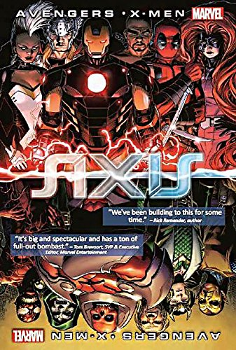 Avengers & X-men: Axis: Axis: 1