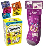 Whiskas Cat Christmas Stocking & Dreamies 6 Pack...