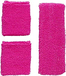 Widmann - Neon sweatband, 3-parts