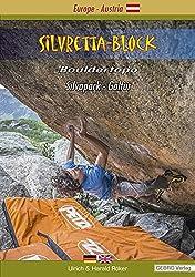 Silvretta-Block: Bouldertopo Silvapark - Galtür