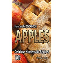 From an old Cookbook APPLES (English Edition)