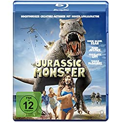 Jurassic Monster [Blu-ray] [Alemania]