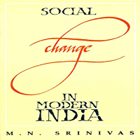 Social Change in Modern India - Rev. Edn.