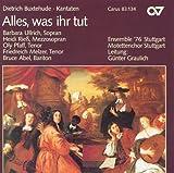 Buxtehude, D.: Alles, Was Ihr Tut / Gott Hilf Mir / Furwahr, Er Trug Unsere Krankheit / Das Neugeborne Kindelein