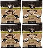(4 PACK) - RJ Licorice - Natural Soft Licorice | 300g | 4 PACK BUNDLE