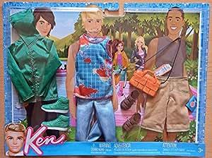 BRB Ken Loisirs Fashion Barbie Mattel Y7101