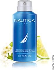 Nautica Blue Deodorant Spray for Him, 150 ml