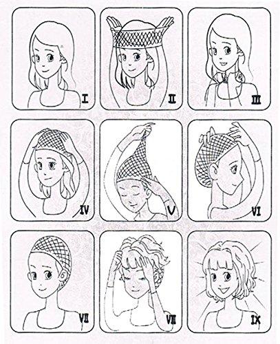 Damen Beauty Pretty Girls Clip On Clip In Front Hair Bang Fringe Hair Extension Piece Thin Frauen Make up CLH-Farbe schlägt violett Mädchen Pflegesets -