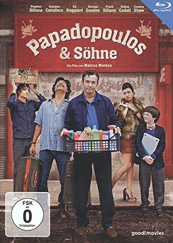 Bild von Papadopoulos & Söhne [Blu-ray]