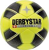 Derbystar Brillant TT Futsal, 4, gelb schwarz grau, 1098400529