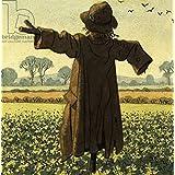 "Leinwand-Bild 40 x 40 cm: ""Scarecrow"", Bild auf Leinwand"