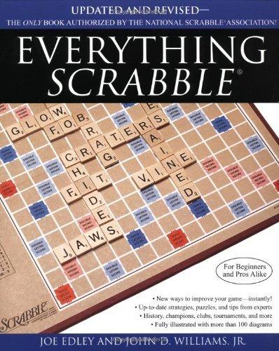 Everything Scrabble by Joe Edley (2001-11-01)
