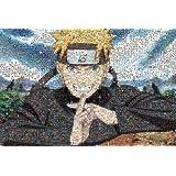 Naruto Shippuden Puzzle 1000 Piezas del Mosaico de Arte 1000-395 (50cmx75cm)