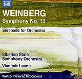 Symphonie N 13 Op115/Serenade pour Orchestre Op47 N 4