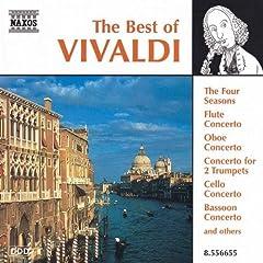 """Flute Concerto in D major, Op. 10, No. 3, RV 428, """"Il gardellino"""": Cantabile"""