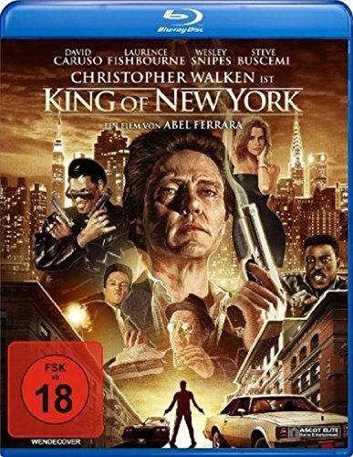 Bild von King of New York [Blu-ray]