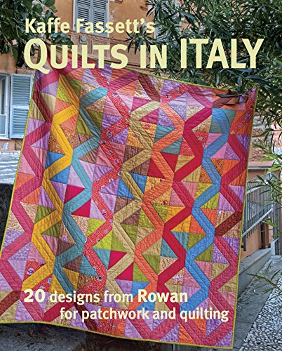 Kaffe Fassett's Quilts in Italy Cover Image
