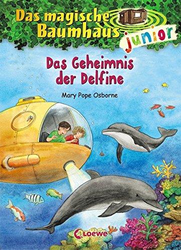 Das magische Baumhaus junior - Das Geheimnis der Delfine