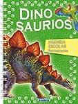 Agenda escolar permanente dinosaurios...