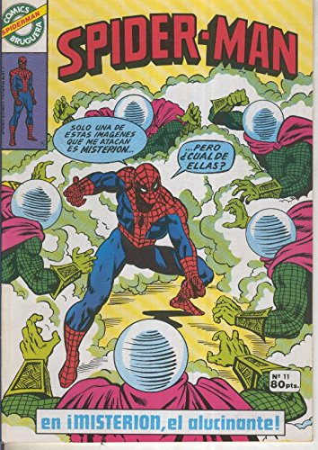 Comics Bruguera: Spiderman numero 11