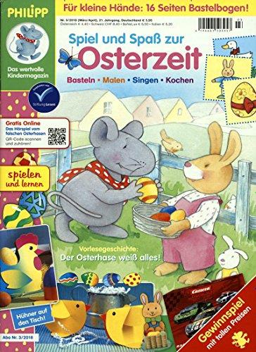 Philipp die Maus [Abonnement jeweils 12 Ausgaben jedes Jahr]