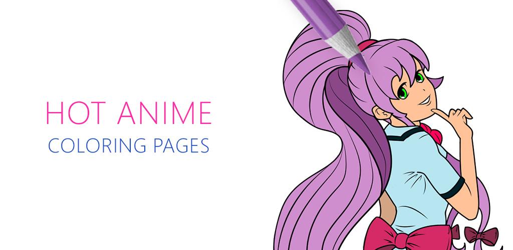 Ragazze Anime Disegni Da Colorare Amazon It Appstore Per Android