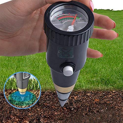 Indoor/outdoor Feuchtigkeit Sensor Meter Boden Wasser Monitor Hydrometer Für Gartenarbeit Landwirtschaft Einfach Zu Verwenden Werkzeuge