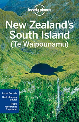 New Zealand's South Island - 5ed - Anglais par Lonely Planet LONELY PLANET