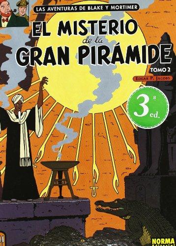 BLAKE Y MORTIMER 02. EL MISTERIO DE LA GRAN PIRÁMIDE 2