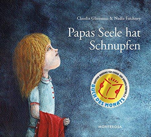 Cover »Papas Seele hat Schnupfen«