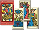 By Claude Burdel - Tarot Of Marseille Large Edition (Grand Trumps): 22 full colour tarot cards major arcana, large size (Large ed)