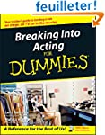 Breaking Into Acting For Dummies�