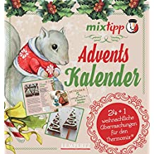 mixtipp: Adventskalender (Kochen mit dem Thermomix®)